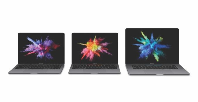 """Apple Announces 4th Generation MacBook Pro Family: Thinner, Lighter, with Thunderbolt 3 & """"Touch Bar"""""""