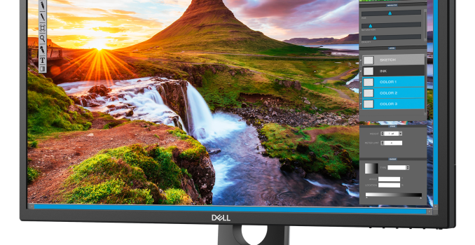 Dell Announces UP2718Q HDR Display, And Two InfinityEdge Displays