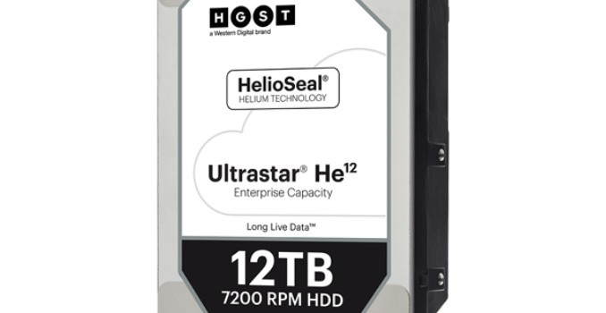 Western Digital: Sales of Helium-Filled HDDs Accelerating, 15M Sold So Far