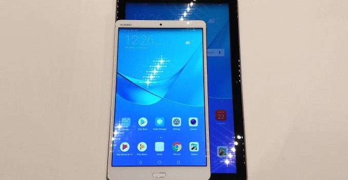New High-End Android Tablets? Huawei MediaPad M5 gets Kirin 960