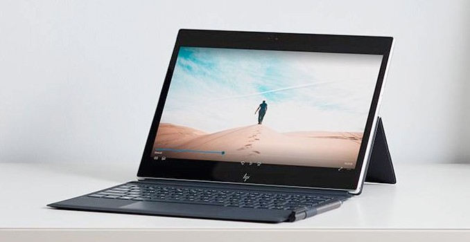 HP's Snapdragon 835-Based Envy X2 2-in-1 Available for Pre-Order, Starts at $999