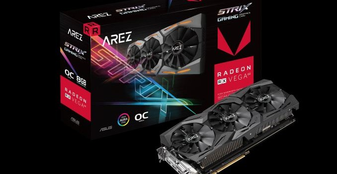 "ASUS Introduces ""AREZ"" Brand for Radeon Cards as AMD Discusses New Consumer-Friendly AIB Branding"